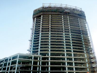 青岛莱钢大厦