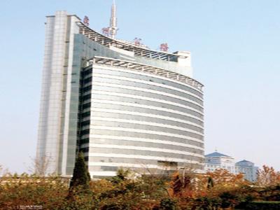 滨州公路局大厦钢结构