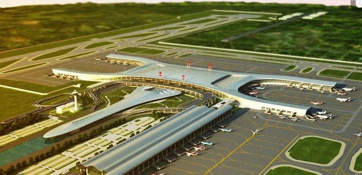 钢结构网首页 -> 郑州新郑国际机场二期工程屋面工程
