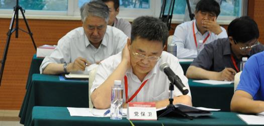 中国建筑金属结构协会副秘书长、建钢结构分会会长党保卫