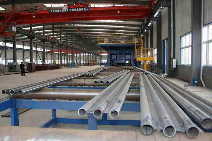 膜式壁管屏焊接生产线15004541194