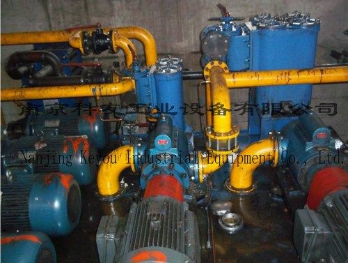 机空侧交流密封油泵3GR50×2W2三螺杆泵转单价供应
