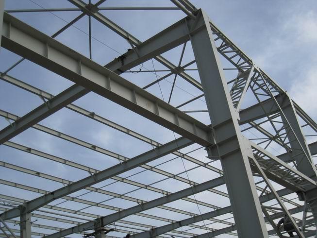 轻重型钢结构建筑,钢结构工业厂房建设施工