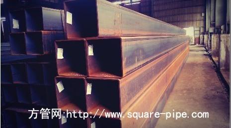 护栏方管,阳台方管,低合金方管(50*50)_上海神傲方管厂