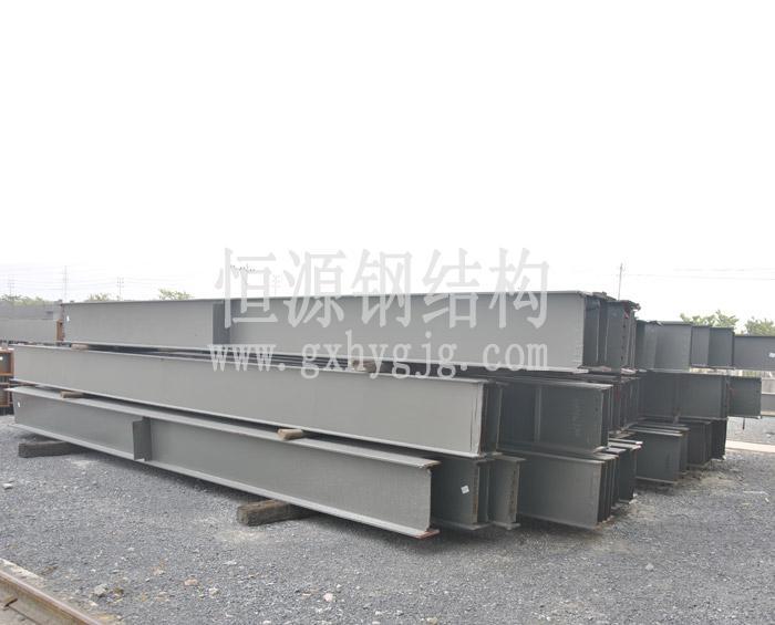 焊接H型钢构件