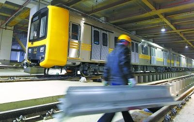 北京地铁9号线