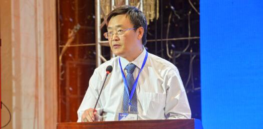 网址金沙官网会长党保卫做2015年工作报告