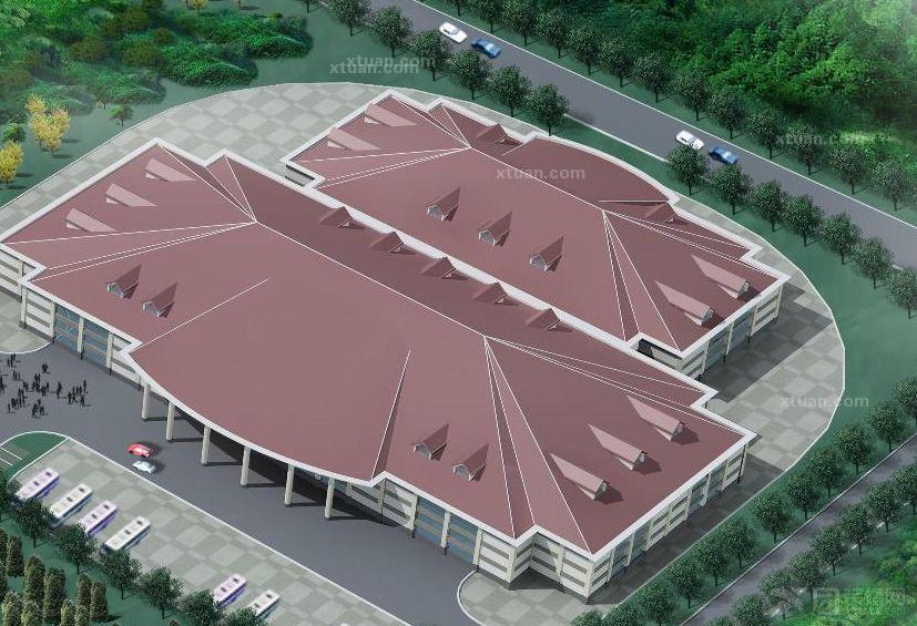 江西钢结构改造  价格优惠 选龙马钢构