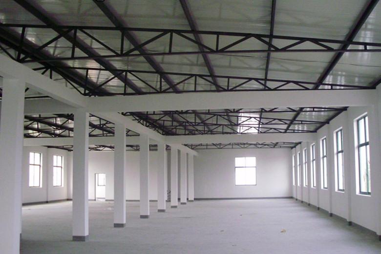 江西精工钢结构制作  找龙马钢结构公司
