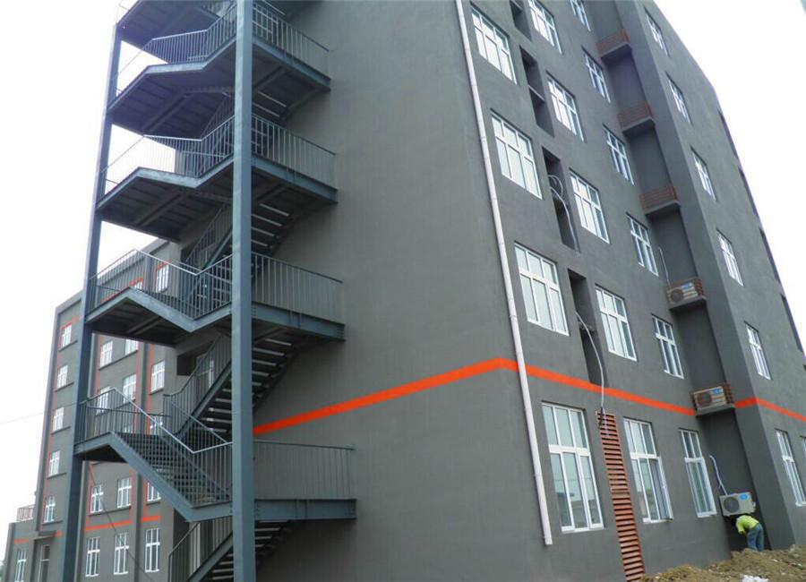 抚州钢结构楼梯制作   钢结构一级安装资质