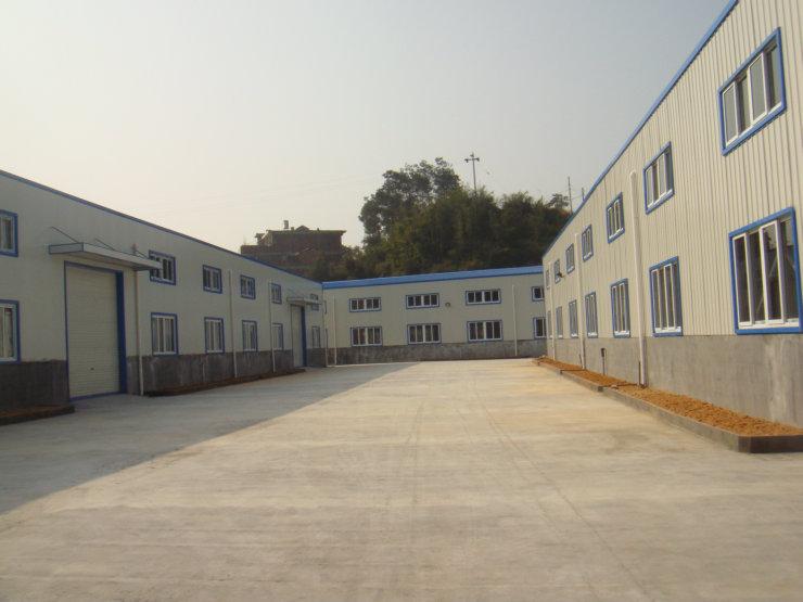 上饶钢结构加工  龙马钢构价格优惠