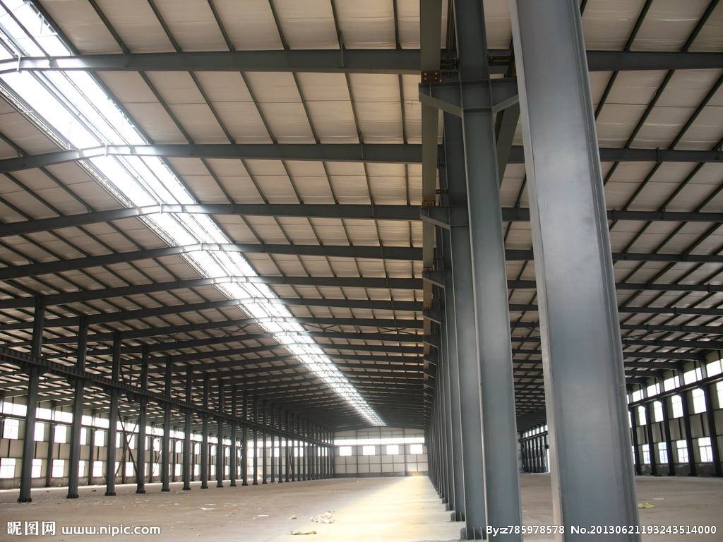 宜春钢结构厂   设计制作施工安装一体化