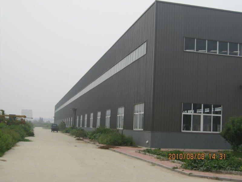 江西钢结构加工   首选龙马钢结构