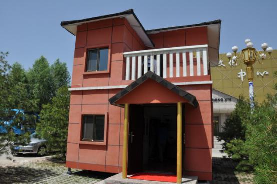 钢结构与绿色墙材企业在山西共议协作发展