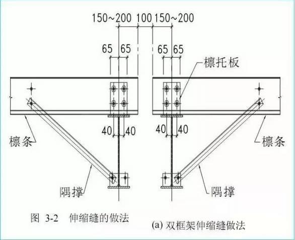 30米宽度钢结构设计图