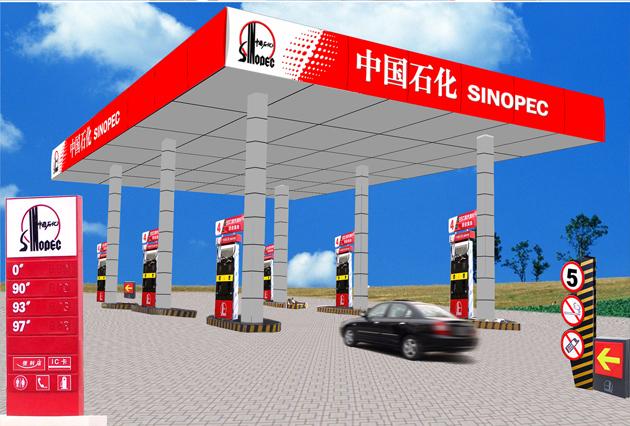 钢构加油站罩棚设计中哪些不当措施易导致事故?