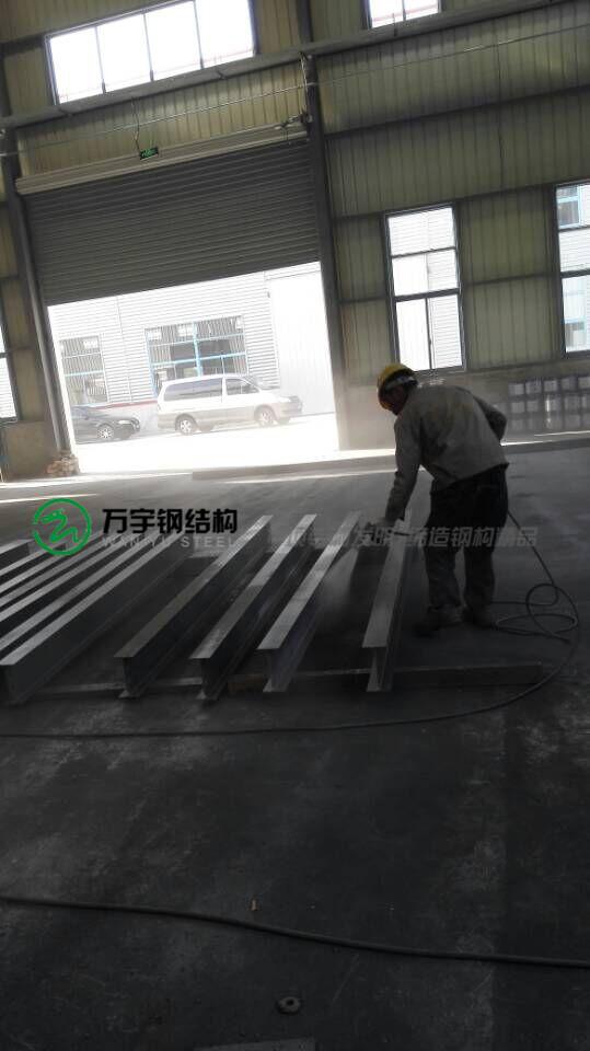 镇江H型钢钢构件 南通钢结构制作厂家费用较低是哪个