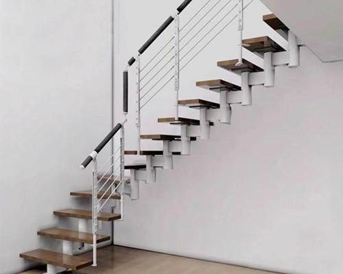 浅谈钢构楼梯施工工艺要求--中国建筑金属结构协会钢