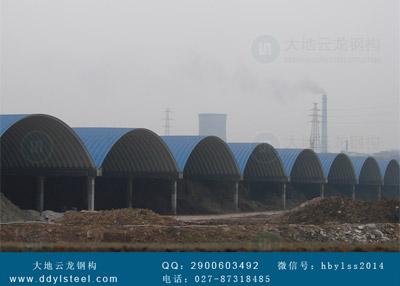 株冶集团拱形屋面