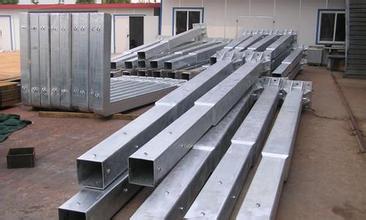 确保钢结构构件完好无损的一些防护措施!
