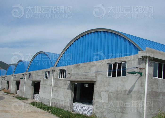 拱形屋顶2