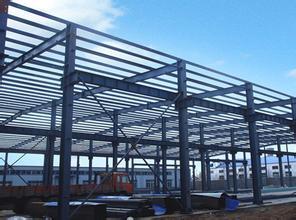钢结构厂房框架有哪些种类?