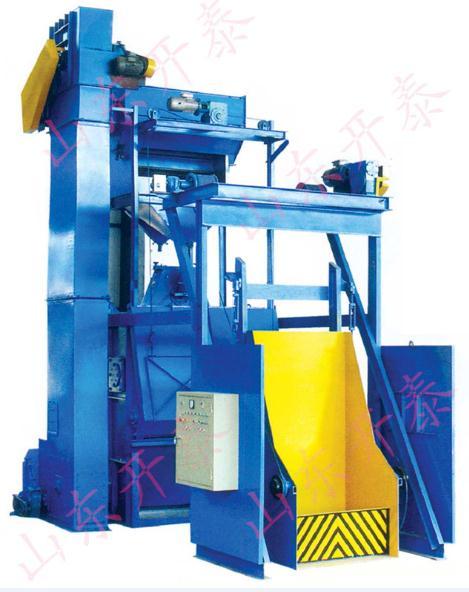 Q15GN系列履带式抛丸清理机