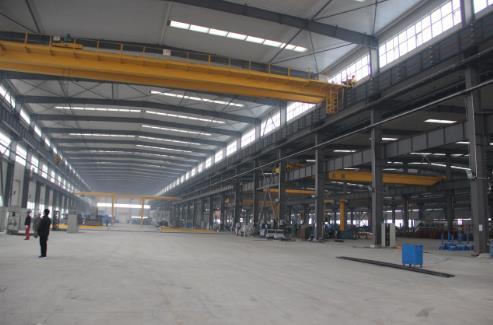 石家庄轻型钢结构厂房制作