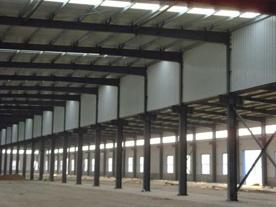 石家庄专业制作轻型钢结构厂房