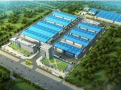 """万事达""""鼎""""力相助智能装备产业园建设"""