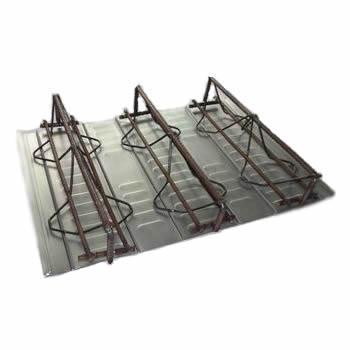 楼承板TD4-80,钢筋桁架楼承板