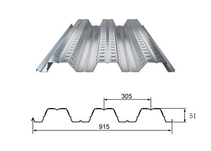 莆田楼承板YX51-305-915厂家价格