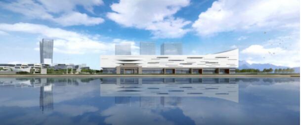"""中构楼承板,实力拿下""""数字中国会展中心""""项目"""