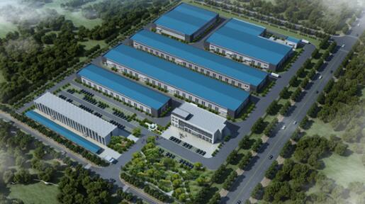 万事达围护产品助力赛格鞋业产业园建设