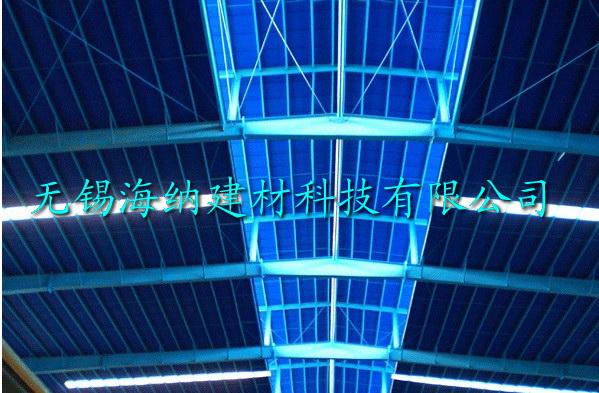 下雨天钢结构屋面玻璃钢瓦漏水预防方法