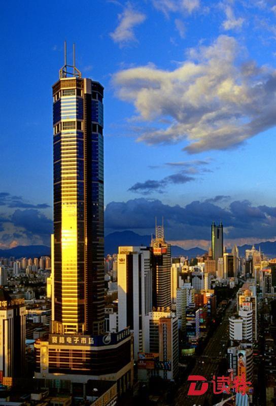 """分享丨从边陲小镇变身为国际化大都市,这些地标""""建""""证深圳成长!"""