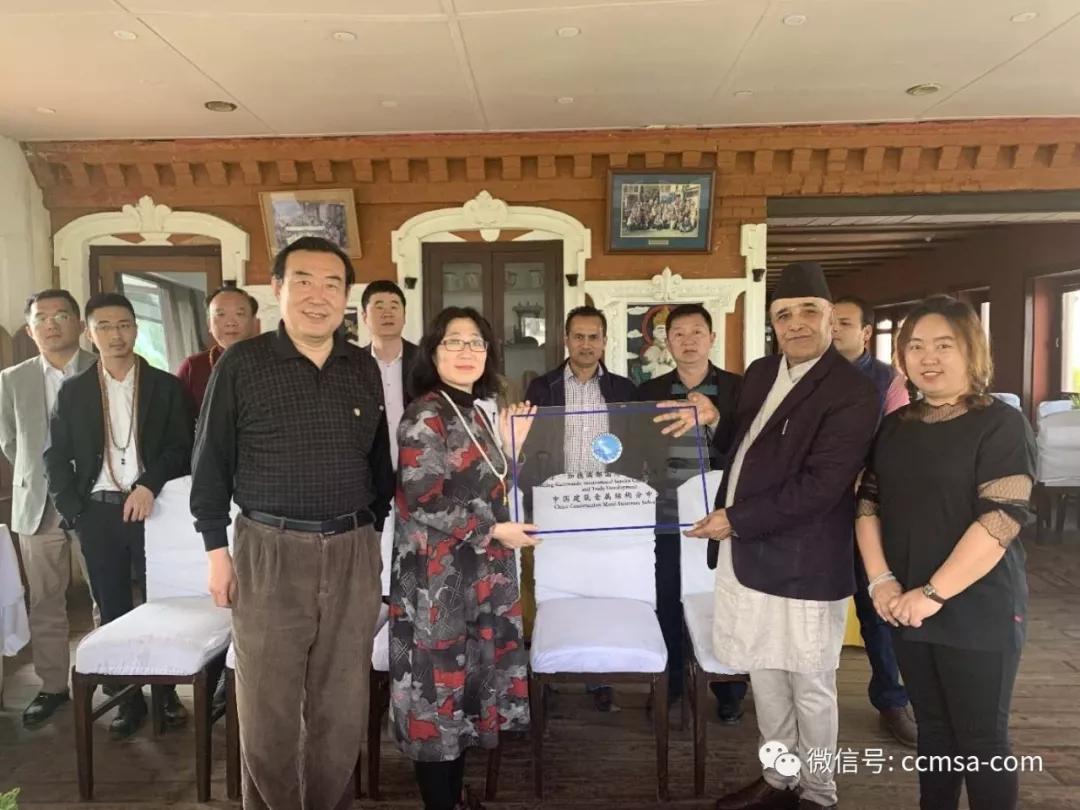 建筑金属结构网尼泊尔商务考察报告