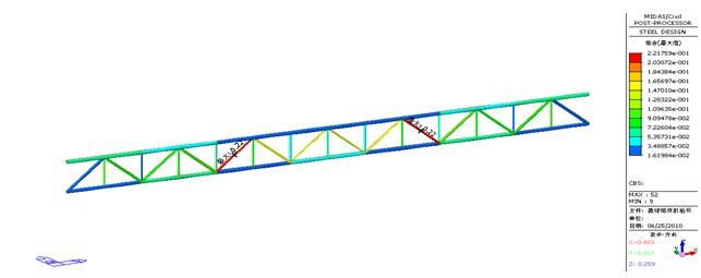 大跨度管桁架安装施工技术_技术论文_建筑钢结构网