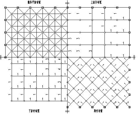 网架结构设计软件对比分析