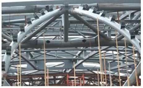 育馆钢结构设计
