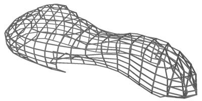 钢构资讯 钢结构技术论文 贵阳渔安中天文化活动中心钢结构设计介绍